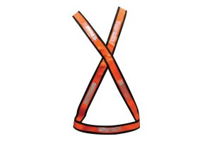 Colete refletivo tipo X Laranja - Delta Plus