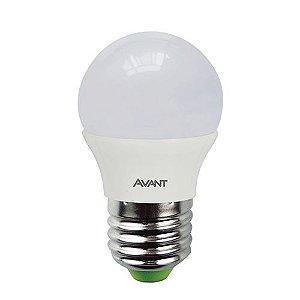 Lâmpada Bolinha LED 4W Avant