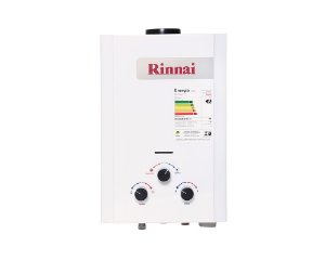 Aquecedor de água a gás Rinnai REU M071 - Gás Natural - Vazão 7,5 L