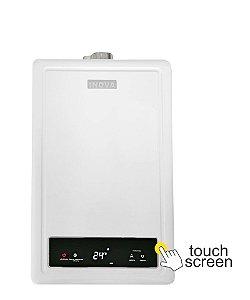 Aquecedor de água a gás IN 150D - Exaustão Forçada - Digital- Gás Natural - Vazão 15L