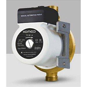 Pressurizador para aquecedor de água a gás Komeco TP80 Bronze G4 248 W - 127V