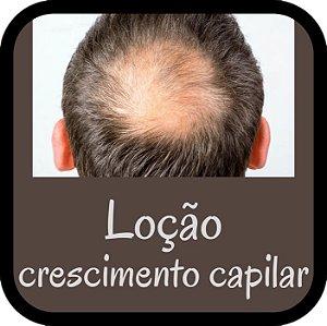 Loção para Crescimento Capilar (100ml)