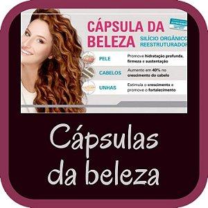 Cápsulas da Beleza com Exsynutriment (30 cápsulas)