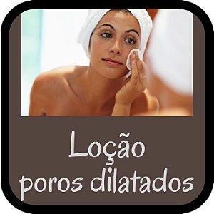 Loção Adstringente e Seborreguladora para Poros Dilatados (100 ml)