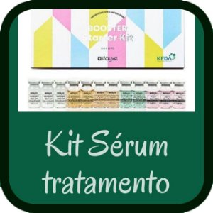 KIT BB Glow Serum de Tratamento