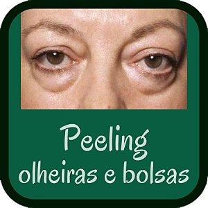Peeling em Gel Fluído para Olheiras e Bolsas (15g)