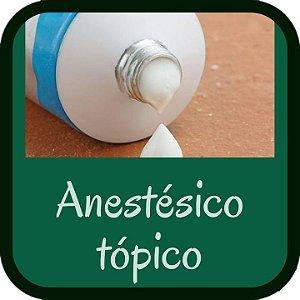 Anestésico Tópico para Procedimentos Estéticos (para pele aberta ou fechada - 30g)