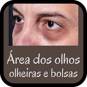 Área dos Olhos - Olheiras e Bolsas (20g)