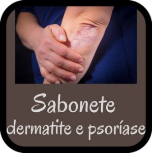 Sabonete Líquido para Dermatite Atópica e Psoríase (100ml)