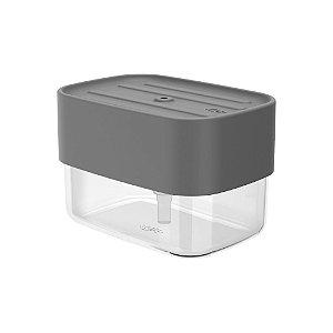 Dispenser Com Porta Esponja Trium Chumbo - Ou