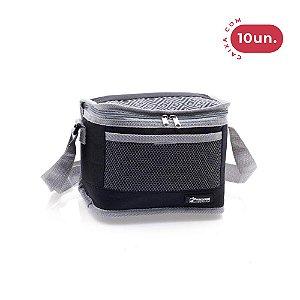 Bolsa Térmica Pratic Cooler Térmico 5 Litros - 10 Unidades