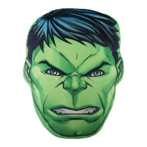 Almofada Infantil Avengers Hulk – 30cm x 39cm