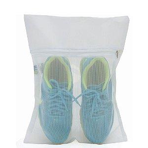 Protetor Para Lavar Roupas Bag Limp Médio
