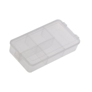 Box Organizador Pequeno 5 Divisórias