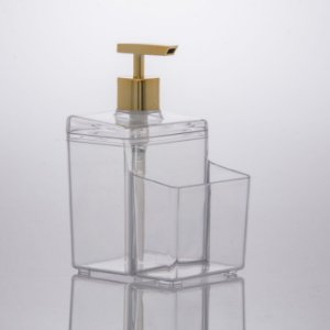 Dispenser 570 ml Diamond Dourado
