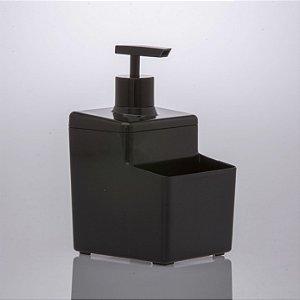 Dispenser 570ml Concept Preto