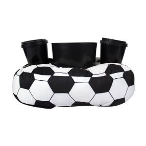 Almofada Porta Pipoca - Bola De Futebol