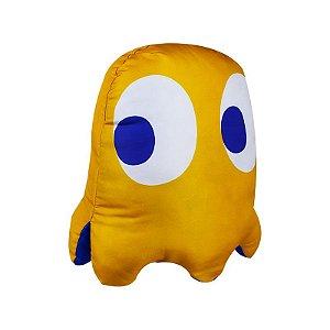 Almofada Formato Fantasma Vice Versa Pac-Man Clyde
