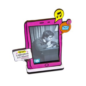 Porta Retrato Amigas - Miga Sua Loca