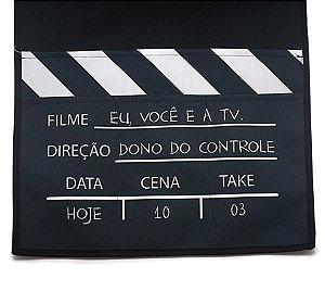 PORTA CONTROLE DE SOFA EU VOCE E A TV