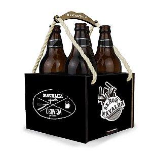 Caixa De Cerveja Senor Navalha