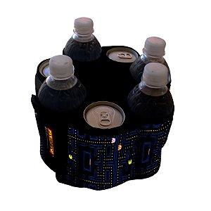 Cartucheira De Bebidas Pac-Man