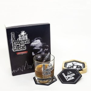 Kit Whisky Poderoso Chefão