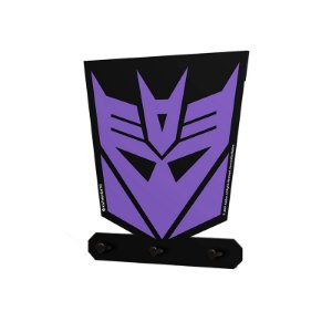 Porta Chaves Transformers Decepticons