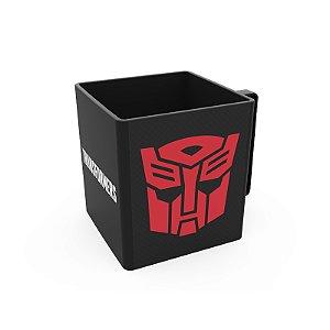 Caneca Quadrada Transformers