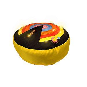 Almofada Com Led Pac Man 40 Anos