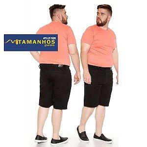 Bermuda Masculina Jeans Plus Curve Size Ref: 10801
