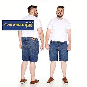 Bermuda Masculina Jeans Plus Curve Size Ref: 10800