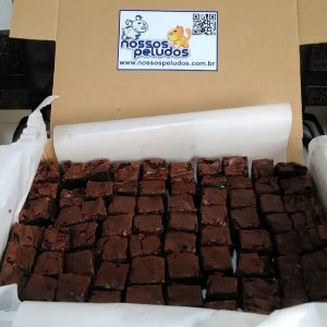 Kit Brownie com 40 unidades