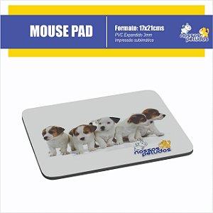 Mouse Pad com a sua foto!