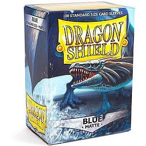 Dragon Shield Matte - Azul