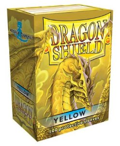 Dragon Shield Yellow Classic