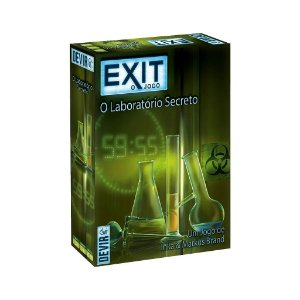 EXIT O Laboratorio Secreto