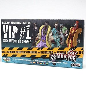 Zombicide Vip #1 Box Of Zombies