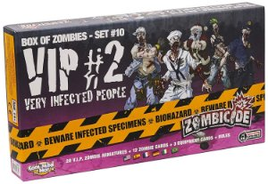 Zombicide Vip #2 Box Of Zombies