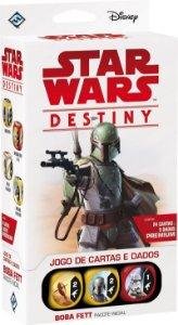 Star Wars Destiny Boba Fett