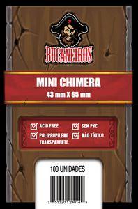 Sleeves Mini Chimera 43 X 65