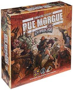 Zombicide Rue Morgue