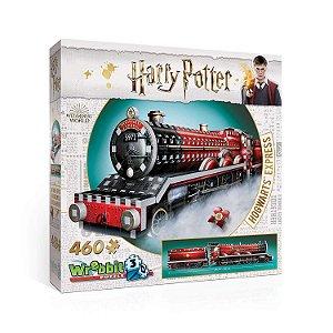 Harry Potter Expresso De Hogwarts - Quebra Cabeça 3D