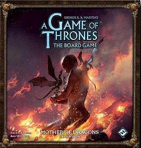 A Guerra Dos Tronos: Mãe Dos Dragões