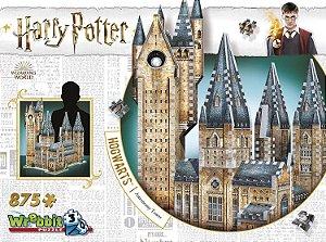 Harry Potter Hogwarts Torre De Astronomia Quebra Cabeça 3D