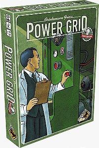 Power Grid Edição Energizada