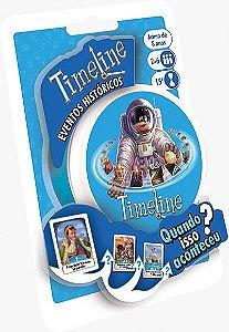 Timeline - Eventos Históricos