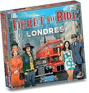 Ticket to Ride: Londes (Pré-venda)