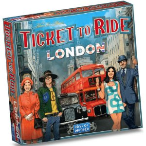Ticket to Riide Londres