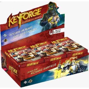 Keyforge: O Chamado dos Arcontes Display (12 decks)